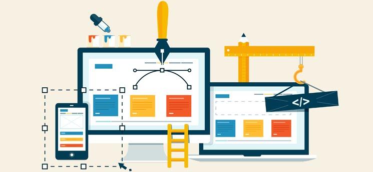 Tầm quan trọng của giao diện trong thiết kế web